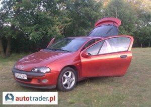 Opel Tigra 1.4 1995 r. - zobacz ofertę