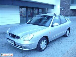 Daewoo Nubira 2.0 2002 r. - zobacz ofertę