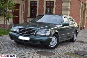 Mercedes S-klasa - zobacz ofertę