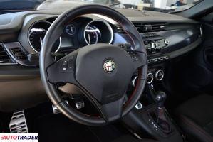 Alfa Romeo Giulietta 2013 1.4 170 KM