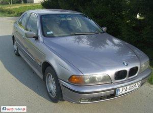 BMW 520 1997 2.0 150 KM