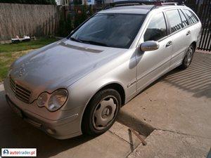 Mercedes 200 2.1 2005 r. - zobacz ofertę
