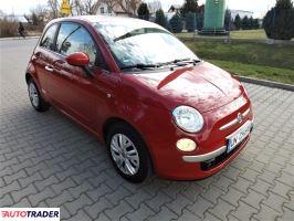 Fiat 500 2008 1.2 70 KM