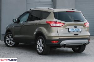 Ford Kuga 2013 1.6 179 KM