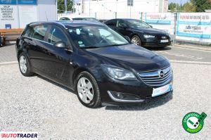 Opel Insignia 2013 2 110 KM