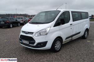 Ford Transit Custom 2016 2.0 105 KM