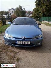 Peugeot 406 3.0 1999 r. - zobacz ofertę
