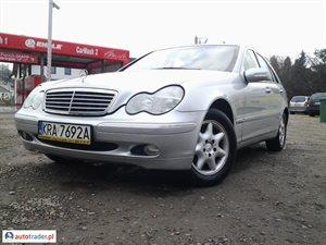 Mercedes 180, 2000r. - zobacz ofertę