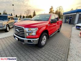 Ford F150 2016 5 385 KM