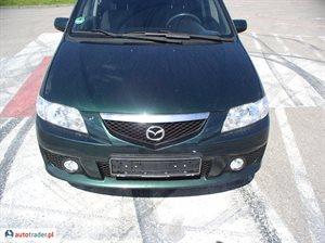 Mazda Premacy 1.9 2003 r. - zobacz ofertę