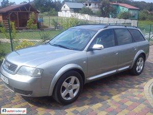 Audi Allroad 2.7 2001 r. - zobacz ofertę