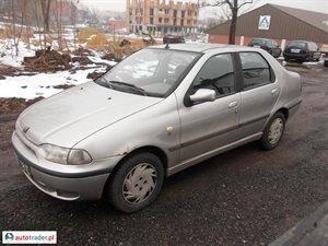 Fiat Siena 1999 r. - zobacz ofertę