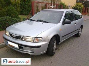 Nissan Almera 1998 1.4 75 KM