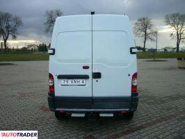 Opel Movano 2008 2.5