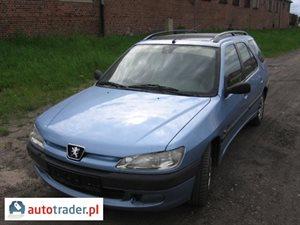 Peugeot 306 1.9 1997 r. - zobacz ofertę