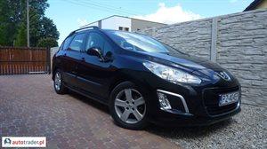Peugeot 308 1.6 2011 r.,   33 800 PLN
