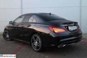 Mercedes A-klasa 1.6 2017r. - zobacz ofertę