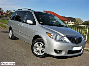 Mazda MPV 2.0 2005 r. - zobacz ofertę