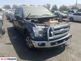 Ford F150 2015 5