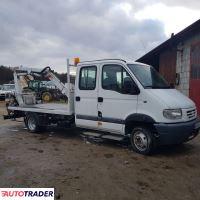 Renault  mascott 35.130 doka hds fassi f30 Brygadowy skrzynia wywrotka  - zobacz ofertę
