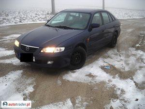 Mazda 626, 2001r. - zobacz ofertę