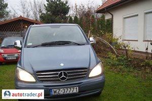 Mercedes Viano 2004 2.2 150 KM
