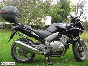 Honda CBF 2008
