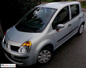 Renault Modus 1.1 2005 r. - zobacz ofertę