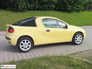 Opel Tigra 1.4 1996 r. - zobacz ofertę