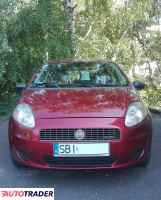Fiat Grande Punto 2007 1.3 75 KM