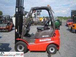 MANITOU MI15- NOWY wózek widłowy - zobacz ofertę