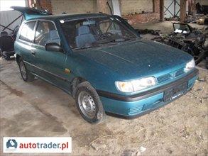 Nissan Sunny 1995 1.4 87 KM