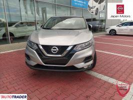 Nissan Qashqai 2019 1.3 160 KM