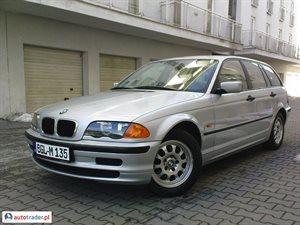 BMW 320 1.9 2000 r. - zobacz ofertę