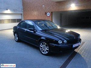 Jaguar X-Type 2.1 2002 r. - zobacz ofertę