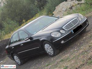 Mercedes 200 2.2 2004 r. - zobacz ofertę