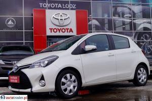 Toyota Yaris 1.5 2014r. - zobacz ofertę