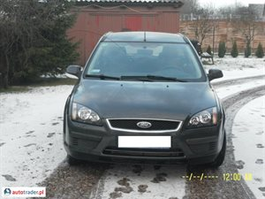 Ford Focus 2005 1.6 90 KM