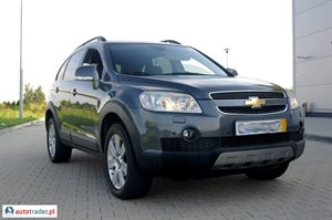 Chevrolet Captiva 2.0 2010 r. - zobacz ofertę