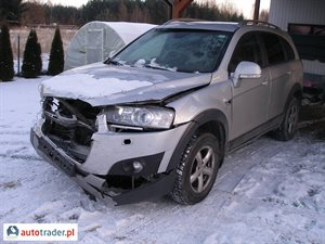 Chevrolet Captiva, 2011r. - zobacz ofertę