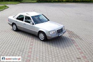 Mercedes 200 2.0 1995 r. - zobacz ofertę