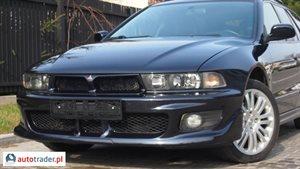 Mitsubishi Galant 2.5 2003 r. - zobacz ofertę