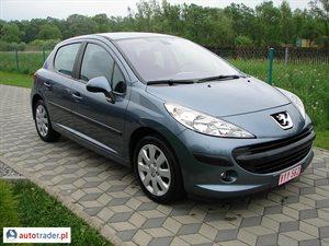 Peugeot 207 1.6 2006 r. - zobacz ofertę