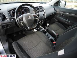 Mitsubishi ASX 2014 1.8 116 KM