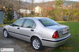 Rover 416 1.6 1999 r. - zobacz ofertę