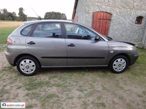 Seat Ibiza 1.4 2004 r.,   8 600 PLN