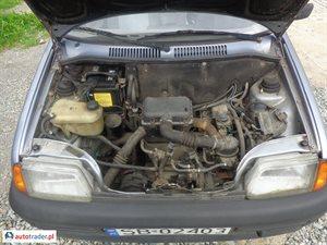 Fiat Cinquecento 1995 0.7 31 KM