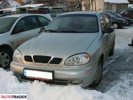 Daewoo Lanos 2003 1.5 90 KM