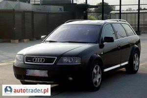 Audi Allroad 2.5 2004 r. - zobacz ofertę