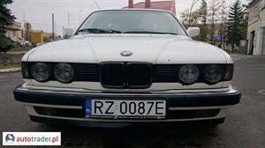 BMW 730 3.0 1993 r. - zobacz ofertę